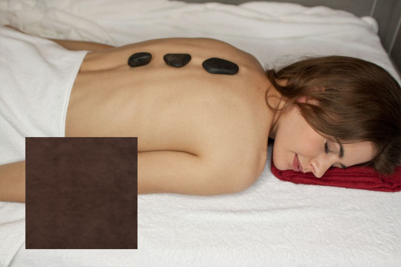 Housses de table avec ouverture faciale 100x220 marron chocolat